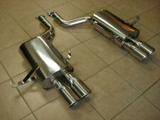 Fits BMW E39 M5 5.0L 00-03 Sports Performance Axle-Back Rear Exhaust System