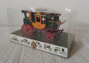 BRUMM SERIE STORICA - 17 Carrozza Postale Inglese 1784 - 1:43 - NEW BOXED ITALY