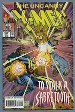 Uncanny X-Men #311 1994 [Bishop vs Sabretooth] John Romita Jr Marvel /B