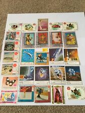 26 Yemen Republic YAR Stamps Various ( Lot 7 )