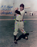 Larry Doby Cleveland  Autographed Signed 8x10 Photo Reprint