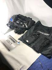 Cressi Sub Mens Travelight Ultra Light Scuba Diving Travel BC BCD XS NEW