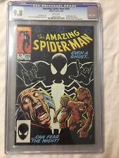 The Amazing Spider-Man #255 (Aug 1984, Marvel) CGC 9.8