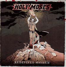 HOLY MOSES:REDEFINED MAYHEM