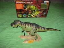 ReSaurus Discovery Channel Dinosaur Kings pose-able  Tyrannosaurus discontinued