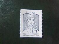 France - 2013 / timbres autoadhésifs - réf. 850 / Marianne de Ciappa et Kawena