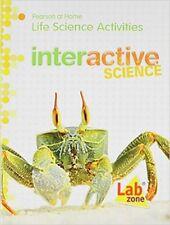 Interactive Science Activities Workbook Life Science Grade 6 7 or 8 Homeschool