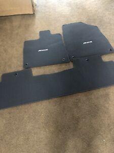 2014-2020 Acura MDX front &  Rear Floor Mats NEW OEM