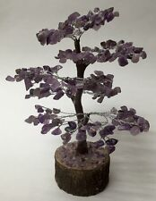 Gem Tree Amethyst Gem Tree Amethyst Gemstone Tree Wire Wrapped Tree Feng Shui.
