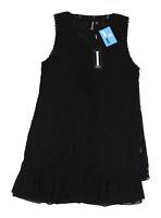 Izabel Black Womens Top Size 2XL (Regular)