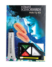 Edward Scissorhands Costume Accessory, Mens Makeup Kit