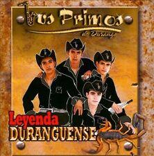 New: Los Primos De Durango: Leyenda Duranguense  Audio CD