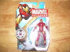 Hasbro MARVEL UNIVERSE Series 3 MODULAR ARMOR IRON MAN