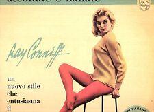 RAY CONNIFF disco LP 33 g ASCOLTATE E BALLATE Made in ITALY 1961 stampa ITALIANA