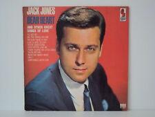 "JACK JONES - DEAR HEART 12"" LP 1966 KAPP US (L4791)"