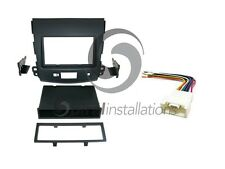 Radio Stereo Mounting Installation Dash Kit Combo SD/DD + Wire Harness MI2*