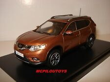 PREMIUM X PRD419J  NISSAN X-TRAIL ORANGE 2014 au 1/43°