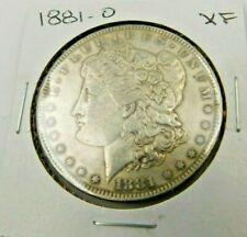 1881 O  Morgan Silver Dollar  XF (#61 )