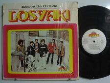 Los YAKI Epoca de Oro de MEXICAN GARAGE LP Shrink ODEON