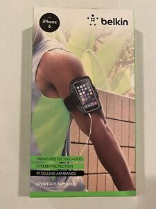 NEW SEALED Belkin iPhone 6 Sport-Fit Armband