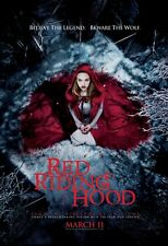 Red Riding Hood movie poster (b) : 11 x 17 inches - Amanda Seyfried poster