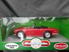 Britains Car Collection 1/18 Triumph TR6