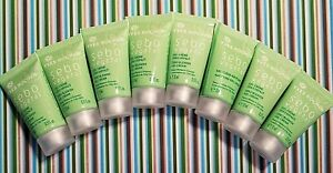 Yves Rocher Travel Size Sebo Vegetal Zero Blemish Gel Cream 2016 0.5 fl oz x 7