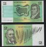 Australia 1985 $2 Two Dollar banknote - UNC + FUNNY MONEY