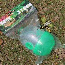 Piège à Guêpes Mouches Insectes attrape-guêpes Piège à Miel Receveur