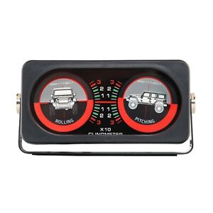 Smittybilt 791005 Clinometer Jeep Graphic