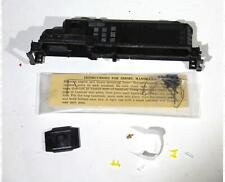 Mantua Tyco HO EMD GP20 Undecorated Diesel Shell With Handrails, Parts