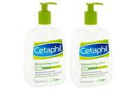 Cetaphil Moisturizing Lotion Body Fragrance-Free Value Sizes, 2-Pack