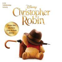 CHRISTOPHER ROBIN-LESUNG ZUM KINOFILM  2 CD NEU