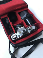 Appareil Photo Canon AE-1  + Zoom Macro Canon 70-210 mm