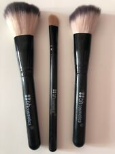 BH Cosmetics Brush Trio - 3 Piece Brush Set