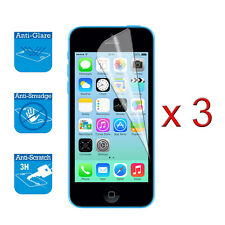 iPhone 5C Screen Protector Cover Guard Film Foil x 3