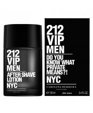 Carolina Herrera 212 VIP Men for Man After Shave Lotion 100ml NEW NEU OVP