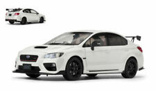 Subaru Wrx Sti (s207) Nbr Challenge Package Metallic White 1:18 Model 5554