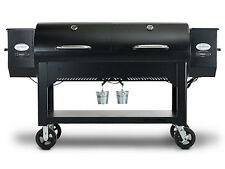 LOUISIANA GRILLS WHOLE HOG Barrel Wood Pellet Smoker BBQ Grill Slow Cook PIG