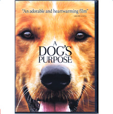 A Dog's Purpose DVD Movie, Josh Gad (2017) Adventure,