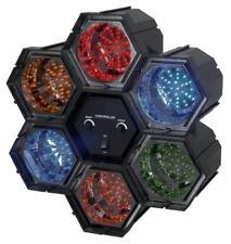 6-Kanal 282-LED Lichtorgel Lauflicht Disco Party DJ Farbwechsler Lichteffekt