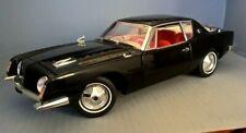 1/18 Scale Signature Models 1963 Studebaker Avanti