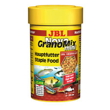 JBL Novogranomix Mini (Refill) 100 ML, for Small Aquarium Fish