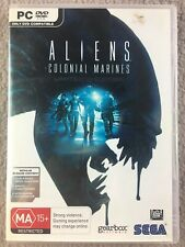 Aliens - Colonial Marines Limited Edition PC Game