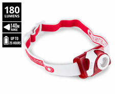 LED LENSER SEO5 HEADLAMP - RED