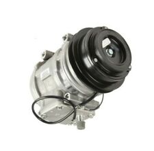 Porsche 924 944 968 AC A/C Compressor with Clutch With 119.5mm 6 Groove NEW OE