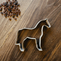 Horse Cookie Cutter - Fondant, Sugarcraft & Biscuit 3 Sizes Instagram