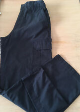 New listing Official Scout Shop Trousers - Age 13.  Navy Cargo. VGC