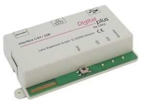 Lenz 23151 Interface USB Ethernet For Connection An PC And/Or Router
