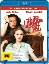 10 Things I Hate About You (10th Anniversary Edition)  - BLU-RAY - NEW Region B